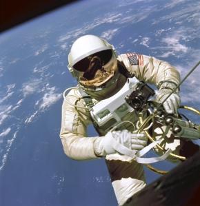 Gemini Spacewalk