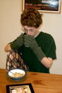 Tea and Flight Gloves