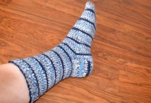 I finished a sock!