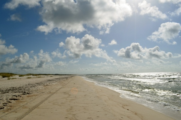 Johnson Beach, Gulf Islands National Seashore