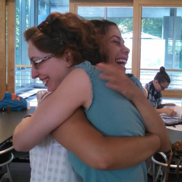 July 2014: Shalom, Chavera