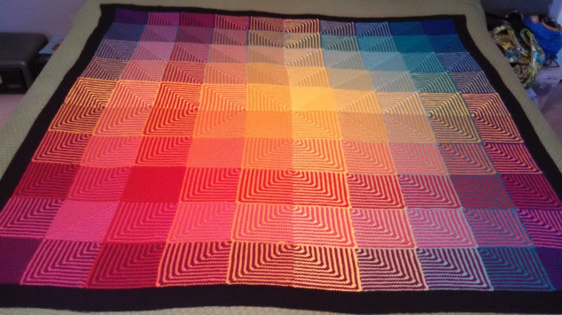 Hue Shift Afghan